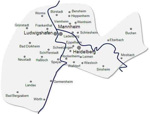 Immobilienbewertung Heidelberg Mannheim Rhein-Neckar